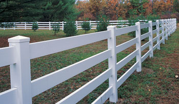 Ranch Rail Fencing