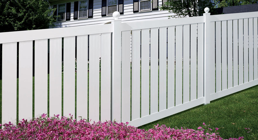 Semi-Privacy Fencing